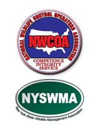 NWCOA and NYSWMA logo