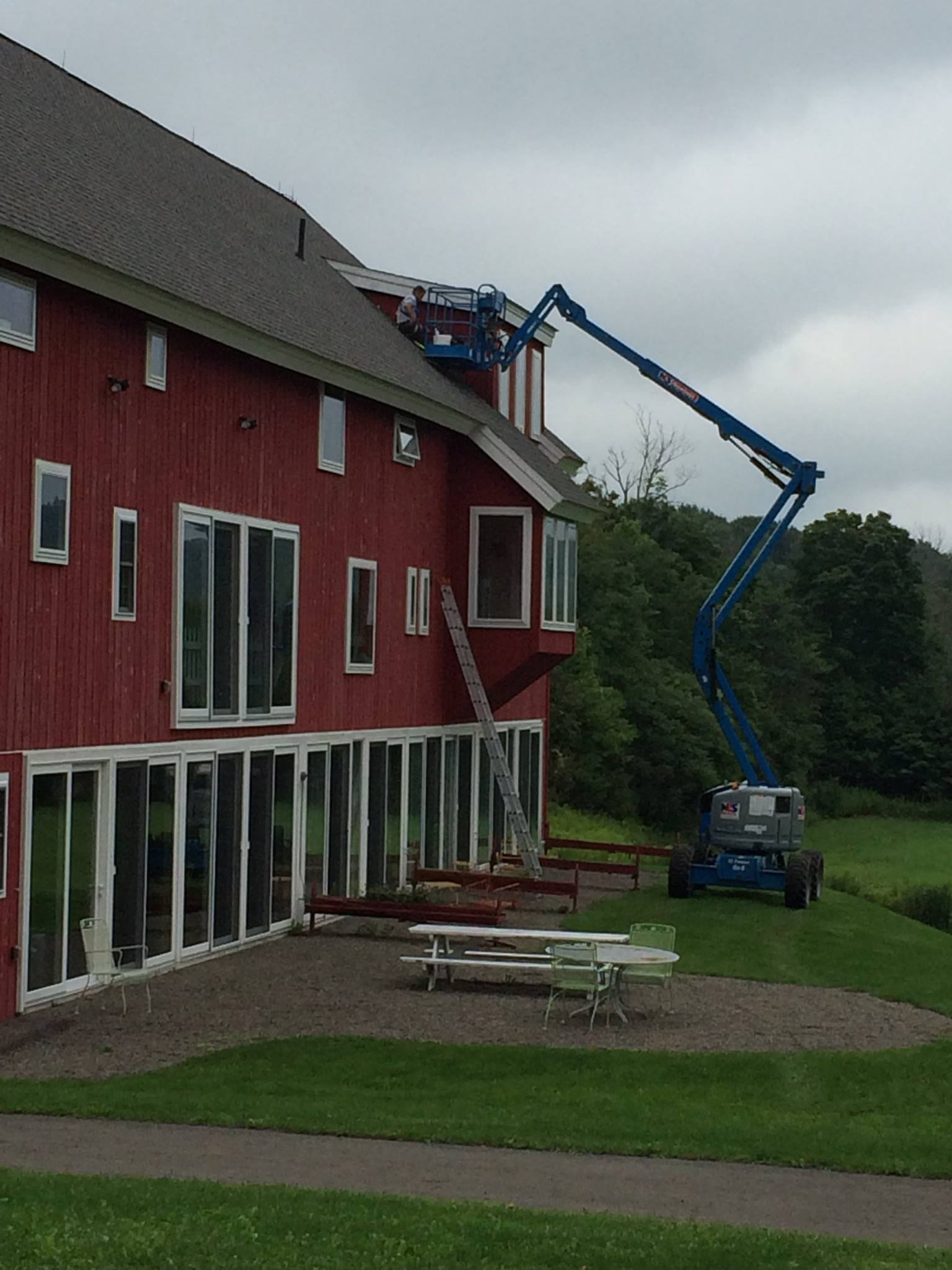 Bat Removal From An Old Barn In New Berlin Ny